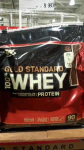 ゴールドスタンダード ホエイプロテインパウダー〜チョコレート味〜2,880g 8,980円(税込)の画像