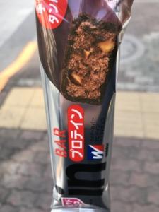『ウィダープロテインバー』ベイクドチョコ味の画像