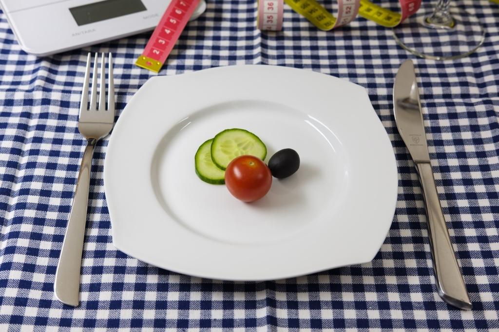 ダイエット食事画像イメージ